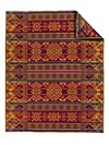 Abiquiu Sunset Blanket
