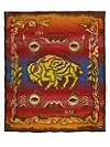 Buffalo Creation Story Blanket