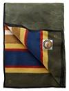 Badlands Roll-up Blanket