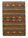 Handmade Taos Rug
