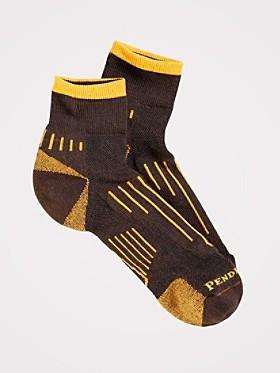 Boot Quarter Crew Socks