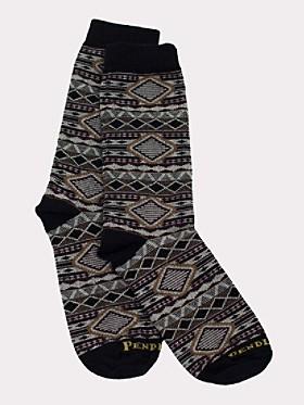 Cedar Mountain Crew Socks