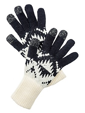 Spider Rock Texting Gloves