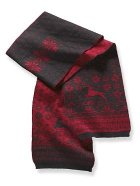 Yukon Wool Scarf