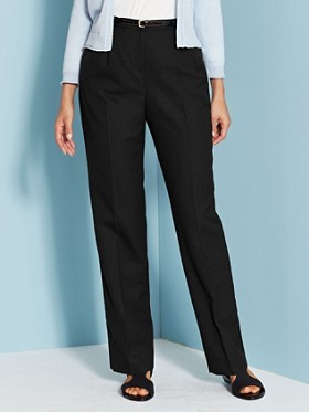 Seasonless Wool True Fit Trousers