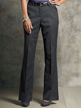 Stretch Wool True Flair Pants