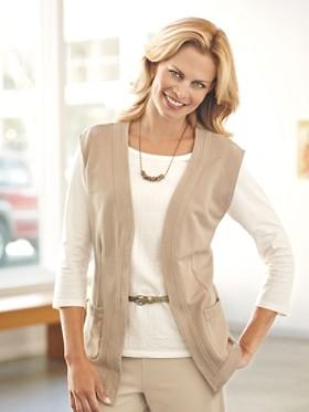 Hayley Knit Vest
