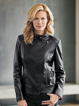 Pearl District Leather Jacket