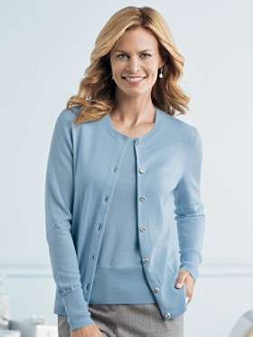 Merino Wool Grace Cardigan