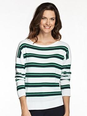 Marseilles Stripe Pullover