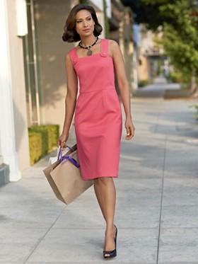 Pique Gloria Dress