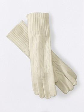 Creme De Cashmere Gloves