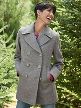Port Angeles Pea Coat