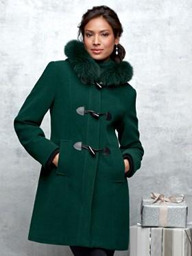 Tracey Toggle Coat