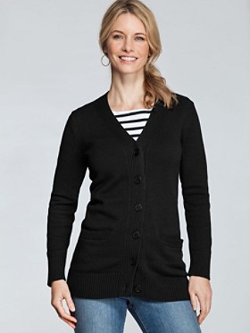 Long Coventry Cardigan
