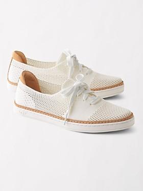 Perforated Pinkett Sneakers