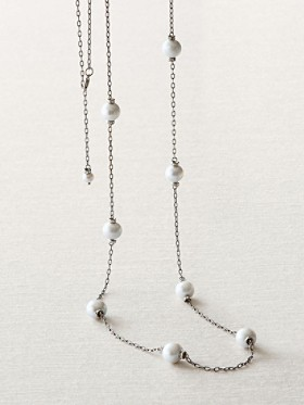 10mm Pearl Necklace