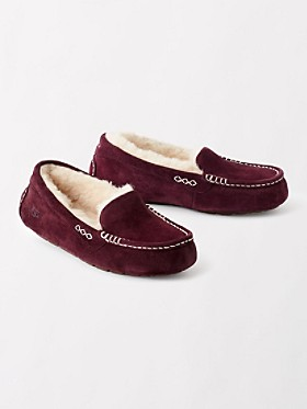 Ansley Moccasin Slippers