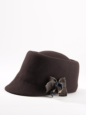 Rinon Dot Wool Cap