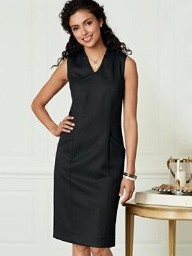 Seasonless Wool Ava Dress