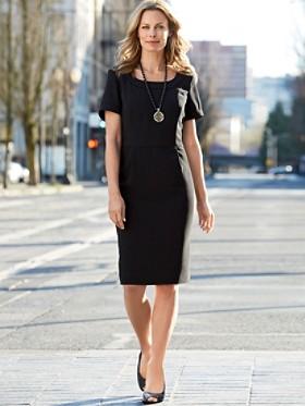 Travel Tricotine Emma Dress