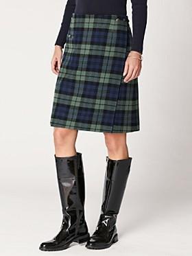 Aurora Wrap Skirt
