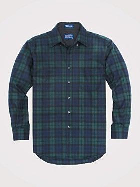 Button-down Fireside Shirt