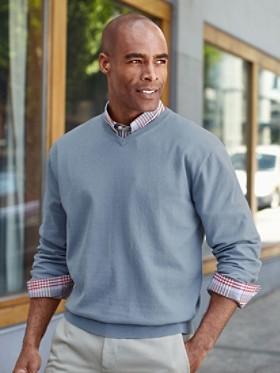 High Vee Sweater