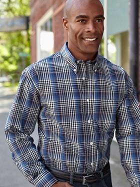 Plaid Metro Shirt