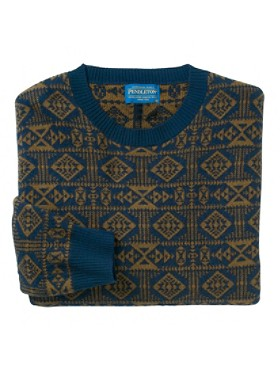 Basket Maker Crew Sweater