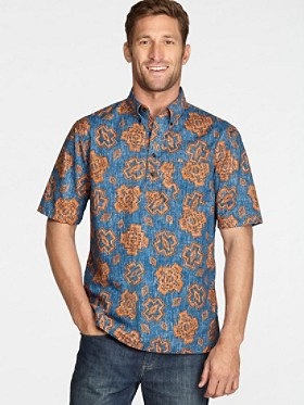 Short-sleeve Fitted Popover