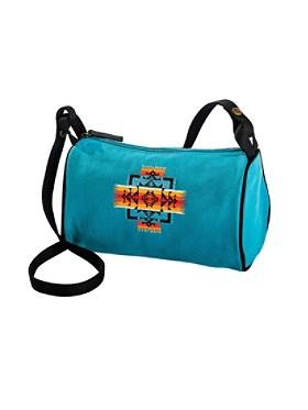 Chief Joseph Canvas Dopp Bag With Strap