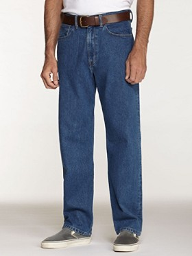 Relaxed Fit Standard Jeans