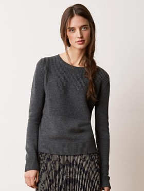 Port Orford Merino Pullover