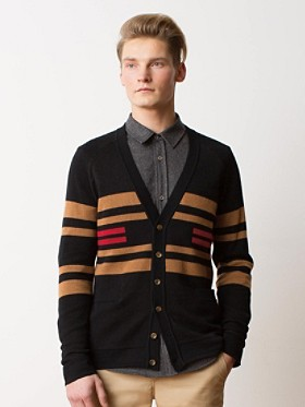 Pinyon Stripe Cardigan