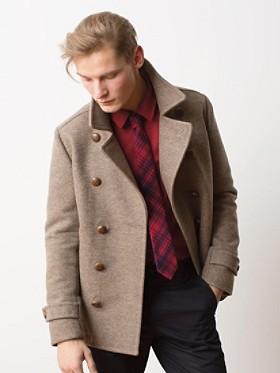 Bandon Pea Coat