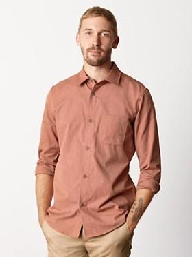 Yachats Cotton Shirt