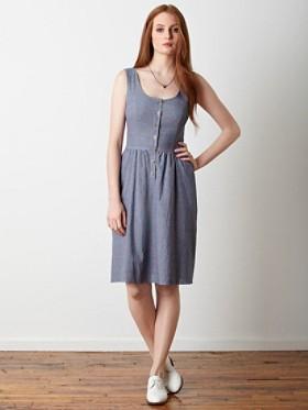 Ukiah Khadi Print Dress