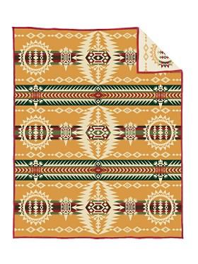 Heritage Turtle Blanket