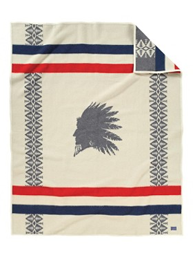 Heroic Chief Blanket