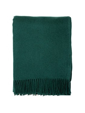 Luxury Wool And Camel Hair Throw