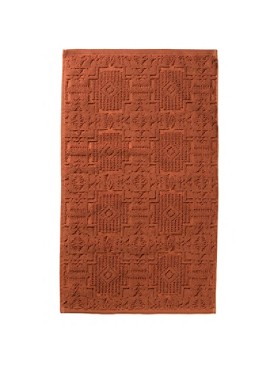Chief Joseph Sculpted Hand Towel