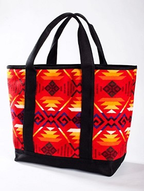 Coyote Butte Large Canvas Tote