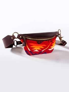 Coyote Butte Jacquard Fanny Pack