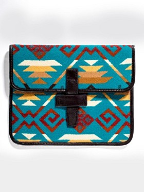 Coyote Butte Jacquard Tablet Case