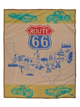 Route 66 Blanket