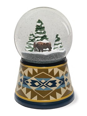 Journey West Snow Globe