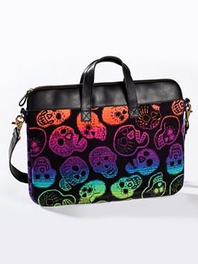 Sugar Skulls Laptop Case