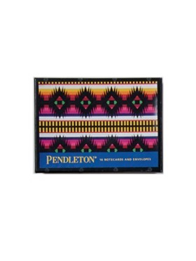 Pendleton Jacquard Notecards