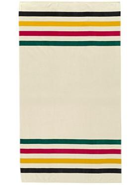Glacier National Park Spa Towel